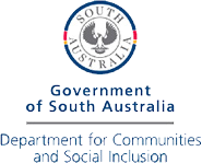 SA gov, Department for Communities and Social Inclusion