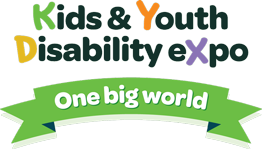 Kids Youth Disabilites Expo logo