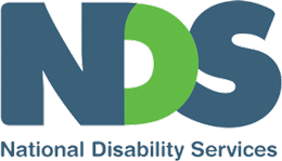 National Disability Service logo
